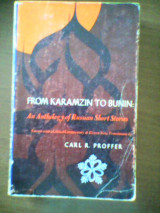 «From Karamzin to Bunin: an Anthology of Russian Short Stories»