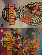 Doom patrol book 1-2 complete collection tpb