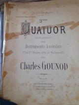 Quatuor charles gounod