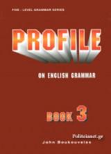 Profile 3 on English Grammar