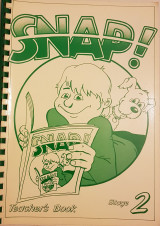 Snap! An English Course for Younger Learners Teacher's Book 2