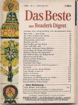Das beste aus reader's digest 1973 Nr. 1