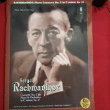 Sergei rachmaninov concerto no. 2 for piano & orchestra in c minor, op.18
