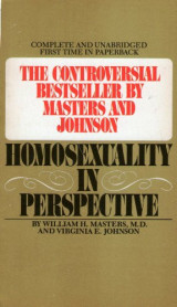 Homosexuality in Perspective