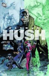 Batman Hush Batman Hush Complete TP Hush Complete