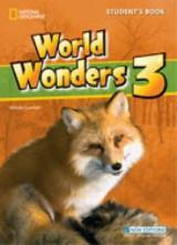 World Wonders 3 with Audio CD