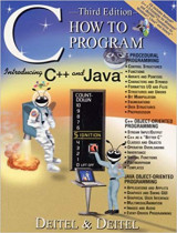 C How to Program (3rd Edition)