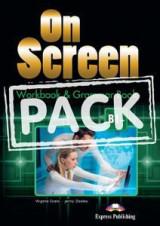 ON SCREEN B1+ WORKBOOK & GRAMMAR BOOK RE