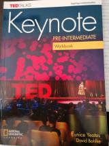 Keynote Pre-Intermediate Workbook W/WB Audio CD Bre