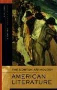 The Norton Anthology of American Literature Volume C