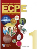 Practice Tests For The ECPE Book 1, Companion