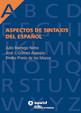 Aspectos de sintaxis del español