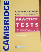 Cambridge First Certificate Practice Tests