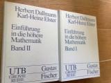 Einführung in die höhere Mathematik. Band II. ( UTB Grosse Reihe) .