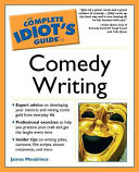 The Complete Idiot's Guide to Comedy Writing