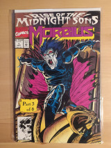 Morbius the Living Vampire #1 (1992), Rise of the Midnight Sons