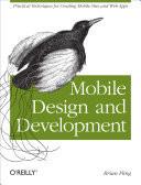 Mobile Design and Development