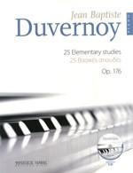 25 Elementary studies (& CD)