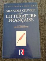 Dictionnaire des grandes oeuvres de la littérature française