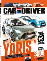 Περιοδικό Car and Driver - Τέυχος 366 Οκτώβριος 2020