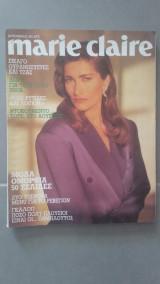 Περιοδικό marie claire τεύχος 1