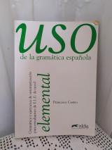 Uso de la gramática española