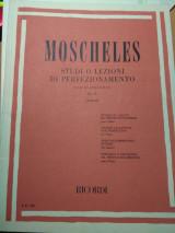Moscheles: Studi o lezioni di perfezionamento