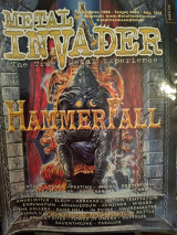 Metal Invader Τεύχος Nο 024, Οκτώβριος 1998