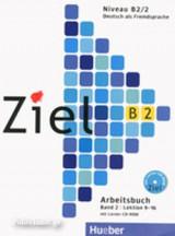 ZIEL B2/2 ARBEITSBUCH BAND 2 LEKTION 9-16 (ΠΕΡΙΕΧΕΙ CD-ROM)