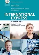 International Express Elementary Sudent'S Book ( + Pocket Book & Dvd-Rom) 3rd Ed