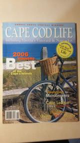 Cape Cod Life - June 2006 - 4.99 $