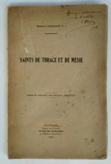 Saints de Thrace et de Mesie Βρυξέλλες 1912