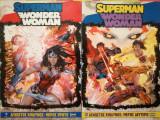 Superman wonder woman-άγνωστος κίνδυνος μερος πρώτο και δεύτερο