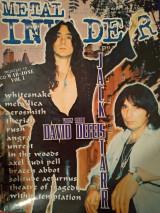 Metal Invader Τεύχος Nο 009, Ιούλιος 1997