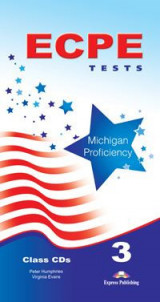 ECPETests For The Michigan Proficiency 3 CD Class 2013 Format