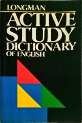 Longman active study dictionary of English (LASD)
