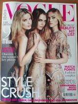 British Vogue April 2015