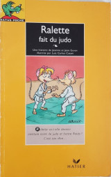 Ralette fait du judo
