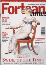 Fortean Times, issue 145