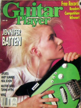 Guitar Player (July '89)