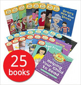 Read with Biff, Chip and Kipper Levels 4-6 - 25 Books