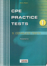 Cpe Practice Tests Teacher's 1