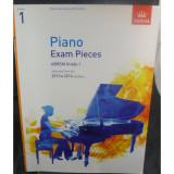 Piano Exam Pieces Abrsm Grade 1