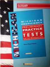 Glossary for Michigan Proficiency Preliminary Practice Tests