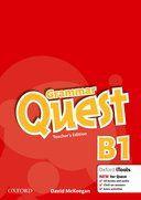 Quest B1 Teacher's Book Grammar (Overprinted)
