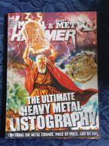 Metal hammer & heavy metal τεύχος 368 08/2015