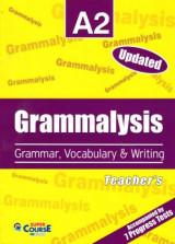 Grammalysis A2 - Grammar, Vocabulary and Writing