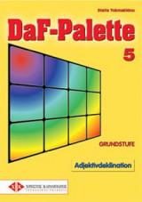 Daf-Palette 5 (Adjektivdeklination)
