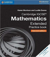 CAMBRIDGE IGCSE (R) MATHEMATICS EXTENDED