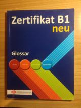Zertifikat B1 Glossar Neu
